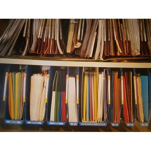 Dossier suspendu armoire de 120 bleu bse papeterie - Armoire a dossier suspendu ...