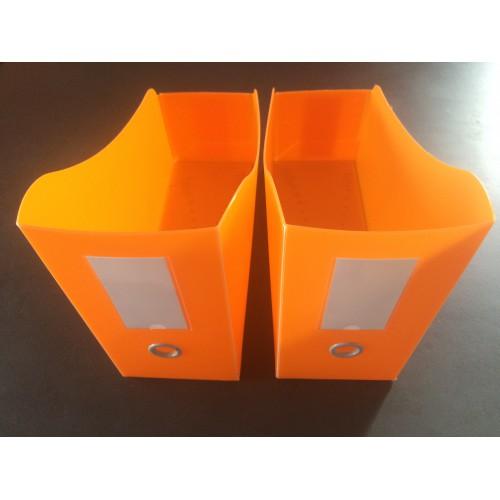 Boite italienne capri de120  orange