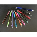 stylo top teck assorties